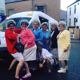Hen Do Newcastle Mini Bus hire
