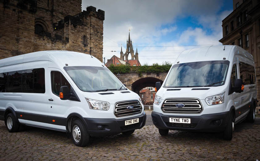About Tyneside Travel Company | Mini Bus Hire Service in Newcastle