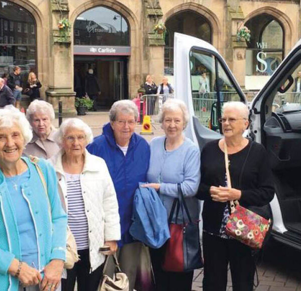 Residential Care Homes | Minibus Travel Services in Newcastle