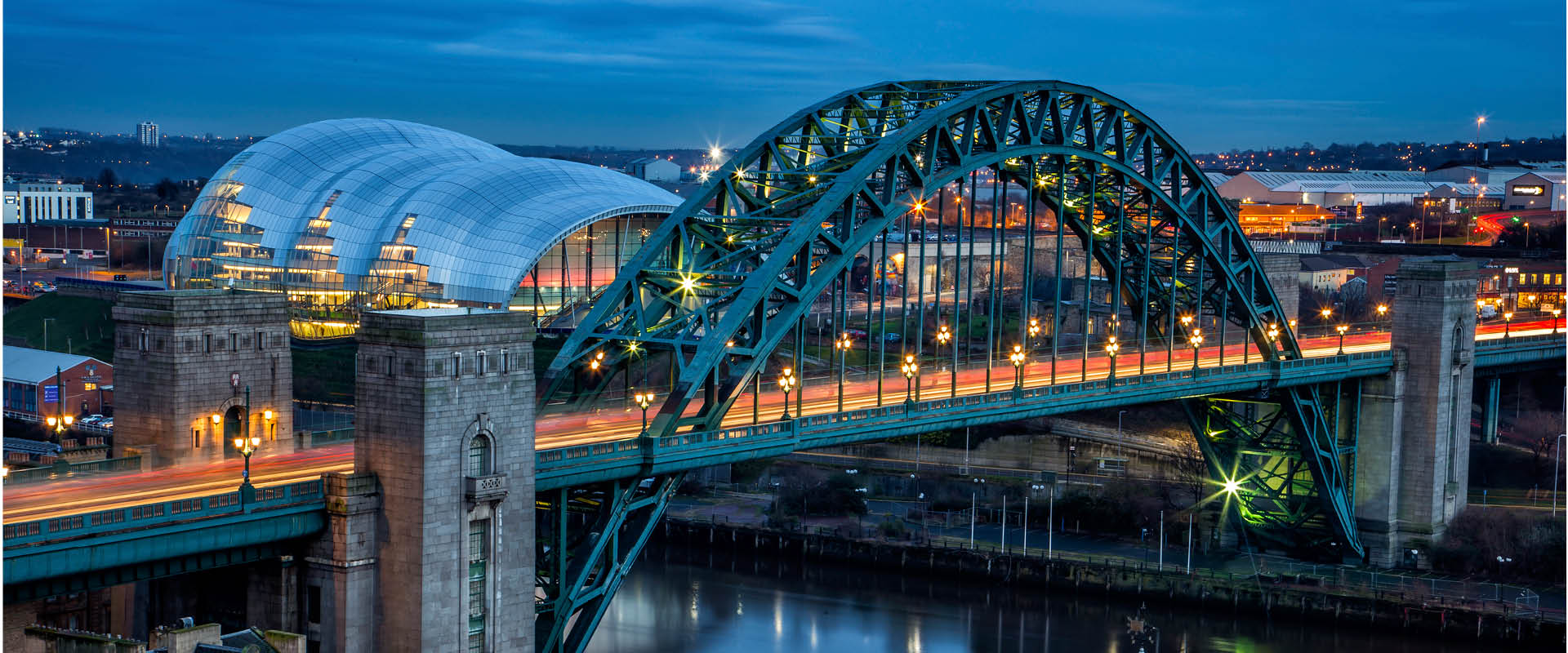 Tyne Bridge Newcastle