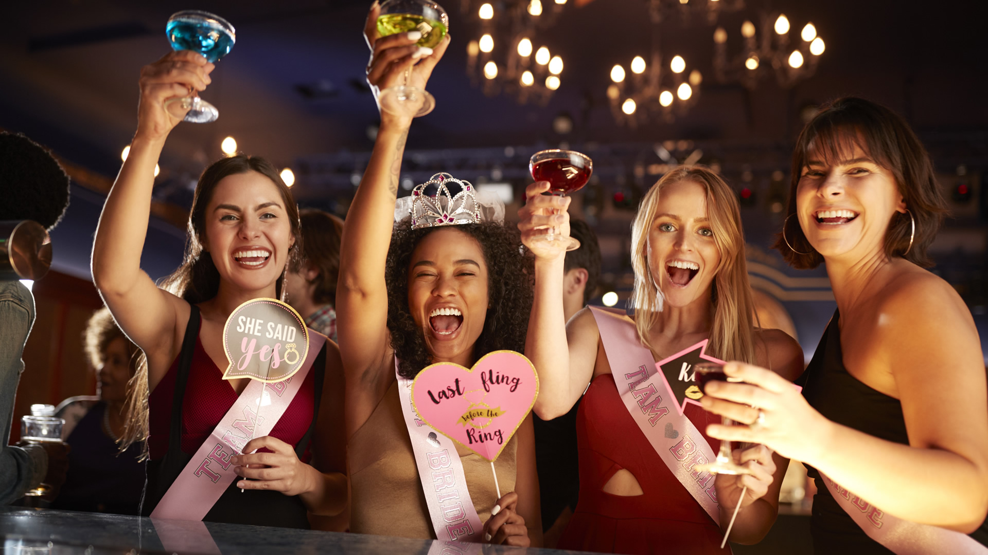 hen party drinks